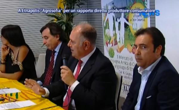 A Etnapolis 'Agrosofia' – News D1 Television TV