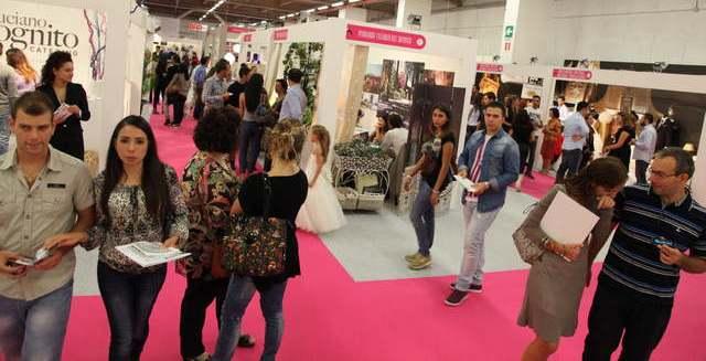 Expo wedding and living un successo di pubblico una for Nuove tendenze di casa