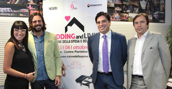 Presentato alla stampa il Salone Wedding and Living 2015
