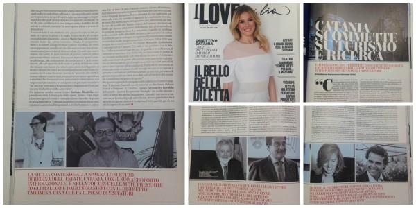 I LOVE SICILIA CHIEDE A BARBARA MIRABELLA LA RICETTA VINCENTE PER FARE IMPRESA IN TEMPO DI CRISI.
