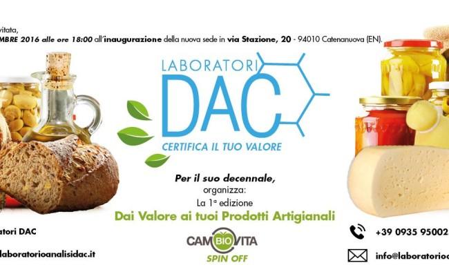 La Expo ad un nuovo evento spin-off CamBIOvita- il decennale dei LaboratoriDAC