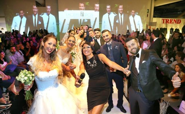 TRIONFO PER WEDDING AND LIVING 2016 ORGANIZZATO DALLA EXPO