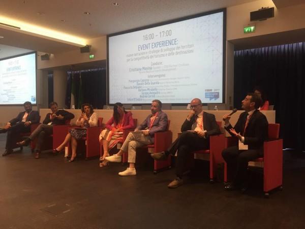 Barbara Mirabella bissa al Forum della Comunicazione 2017