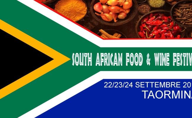"""Nuovo successo organizzativo della Expo: Il """"Southafrican food and Wine festival"""""""